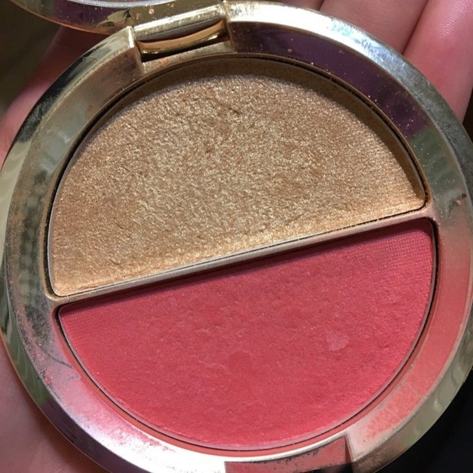 BECCA x Jaclyn Hill Champagne Splits Shimmering Skin Perfector + Mineral Blush Duo uploaded by Adrianna W.