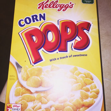 Photo of Kellogg's Corn Pops Cereal uploaded by Mar G.