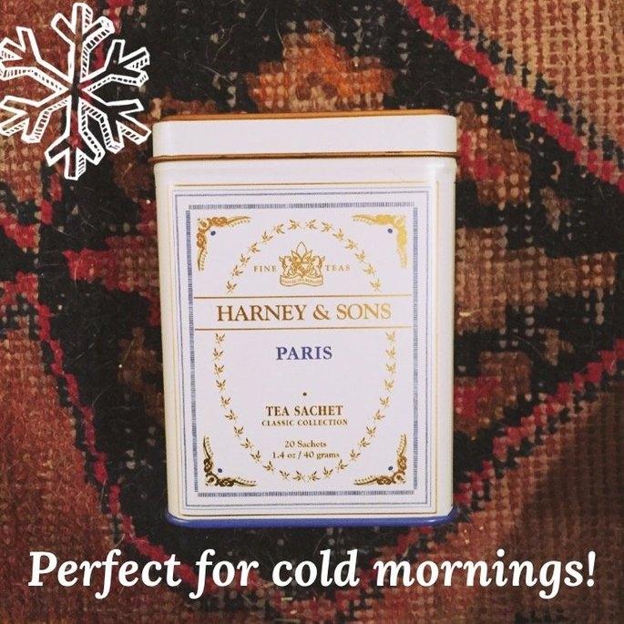 Harney & Sons Classic Paris Tea, 20 ct uploaded by Blair B.