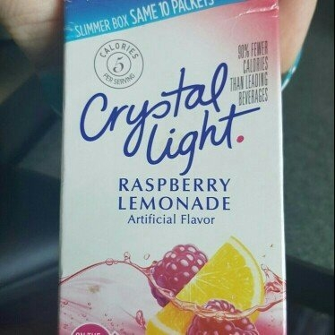 Crystal Light Drink Mix uploaded by Stephanie M.