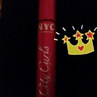 New York Color City Curls Mascara, Curling, Extreme Black 845, 0.27 oz (8 ml) uploaded by Maria M.