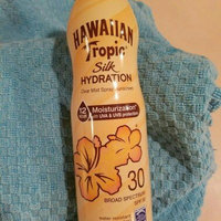 Hawaiian Tropic Silk Hydration Continuous Spray Sunscreen SPF 30 uploaded by Jessica H.