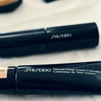 Shiseido Natural Finish Cream Concealer uploaded by Valentina P.