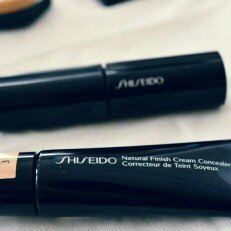 Photo of Shiseido Natural Finish Cream Concealer uploaded by Valentina P.