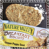 Nature Valley™ Breakfast Biscuits Lemon Poppy Seed uploaded by Chrissy D.
