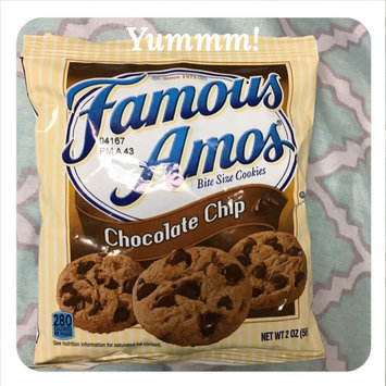 Photo of Famous Amos® Chocolate Chip Cookies uploaded by Kearston W.