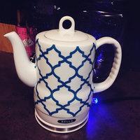 Bella 1.2-liter Electric Ceramic Kettle, Spanish Tile uploaded by Jessica H.