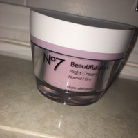 Boots No7  Beautiful Skin Night Cream Normal/Dry uploaded by Sienna L.