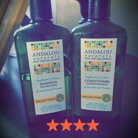 Andalou Naturals Healthy Shine Shampoo uploaded by Stephanie C.