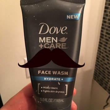 Photo of Dove Men+Care Hydrate+ Face Wash uploaded by Koko K.