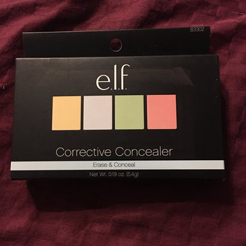 Photo of e.l.f. Corrective Concealer uploaded by Briea G.