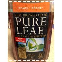 Lipton® Pure Leaf Real Brewed Peach Flavor Iced Tea uploaded by Nicole M.