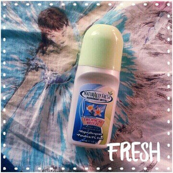 Naturally Fresh Roll On Deodorant Crystal Tropical Breeze 3 oz uploaded by Sarah G.