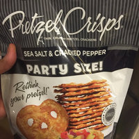 Pretzel Crisps® Crackers Tuscan Three Cheese uploaded by Angela H.