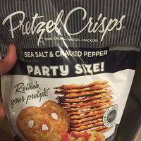 Pretzel Crisps® Crackers Tuscan Three Cheese uploaded by Angela H.
