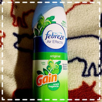 Febreze Air Effects Original Air Refresher with Gain 9.7 oz uploaded by Ally W.