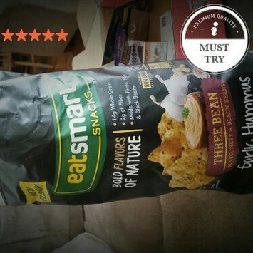 Photo of Eatsmart Snacks™ Garlic Hummus Three Bean Tortilla Chips uploaded by Kelly M.