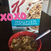 Special K® Kellogg's Nourish® Apple Raspberry Almond Cereal uploaded by Claudia C.