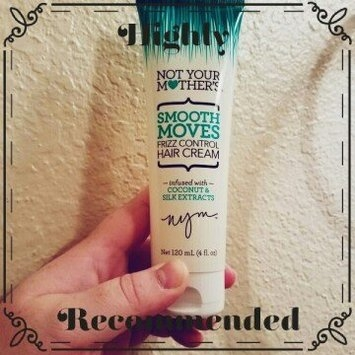 Not Your Mother's® Smooth Moves Frizz Control Hair Cream uploaded by Adrienne C.