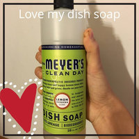 Mrs. Meyer's Clean Day Liquid Dish Soap Lemon Verbena uploaded by Amber A.