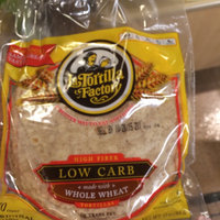 LaTortilla Factory Smart & Delicious Low Carb Original Tortillas uploaded by Emily R.