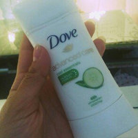 Dove® go fresh Cool Essential Cucumber & Green Tea Scent Anti-Perspirant Deodorant uploaded by Emily G.