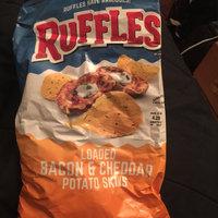 Ruffles® Loaded Bacon & Cheddar Potato Skins Potato Chips uploaded by Cassandra W.