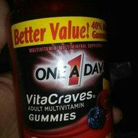 One A Day® VitaCraves® Regular Gummies uploaded by Lara R.