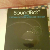 SoundBot SB552 Behind The Neck Bluetooth Stereo Headset w/ Memory Frame White uploaded by Andrew H.