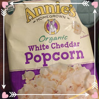 Annie's®  Organic White Cheddar Popcorn uploaded by Stacy S.