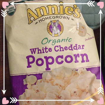 Photo of Annie's®  Organic White Cheddar Popcorn uploaded by Stacy S.