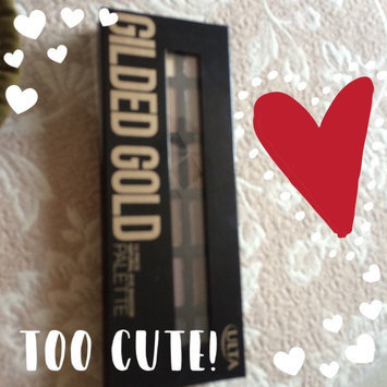 Photo of ULTA Gilded Gold Natural Eye Shadow Palette uploaded by Selena M.