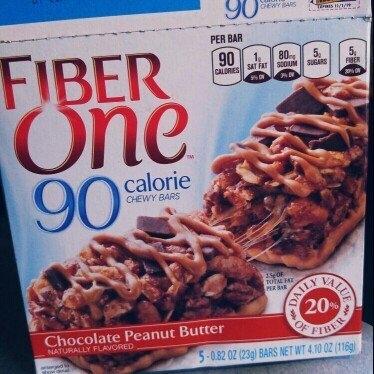 Fiber One® Dark Chocolate Almond Meal Bars 5 ct Box uploaded by Karen E.