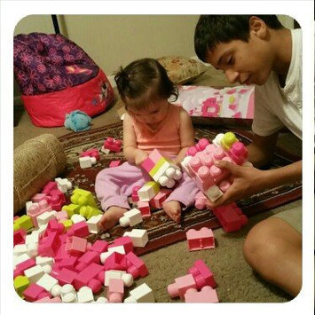 Photo of Mega Bloks First Builders Big Building Bag Pink - 80 pieces uploaded by Jarrah M.