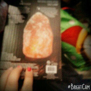 Photo of WBM # 1004 Natural Air Purifying Himalayan Salt Lamp With Neem Wood uploaded by Danielle Emmalee C.