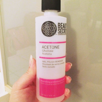 Photo of Beauty Secrets Nourishing Acetone Nail Polish Remover 16 oz. uploaded by Catherine L.