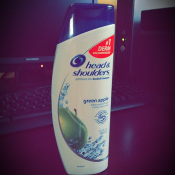 Head & Shoulders Green Apple Dandruff Shampoo uploaded by Nicole S.