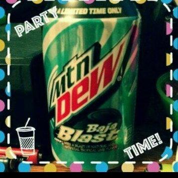 Mountain Dew® Baja Blast™ 12 fl. oz. Can uploaded by Sarah B.