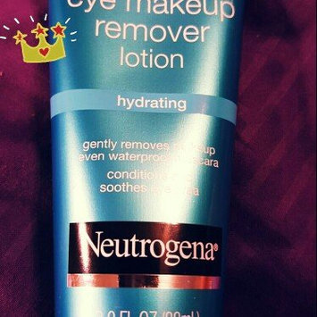 Neutrogena Hydrating Eye Makeup Remover Lotion uploaded by Coco G.