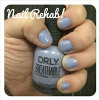Orly Breathable Treatment + Color Nail Polish uploaded by Squeaky F.