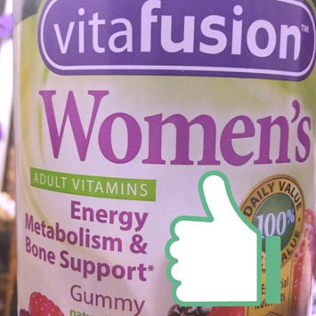 Photo of MISC BRANDS Vitafusion Women's Gummy Vitamins Complete MultiVitamin Formula uploaded by Caitlan T.