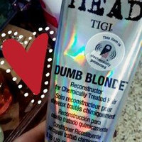 Bed Head Dumb Blonde™ Reconstructor Conditioner For Blonde Hair uploaded by Mappy S.