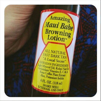 Maui Babe Browning Lotion uploaded by Courtney H.