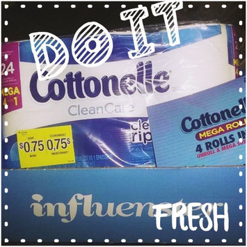 Cottonelle Clean Care Toilet Paper uploaded by Monica V.
