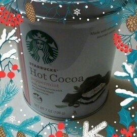 Starbucks Peppermint Hot Cocoa Mix uploaded by Cathy H.