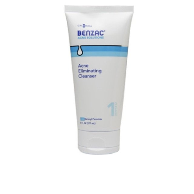 Benzac Acne Eliminating Cleanser uploaded by Angelina d.