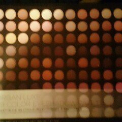 Photo of Urban Luxe - 99 Color Eyeshadow Palette uploaded by Miranda L.