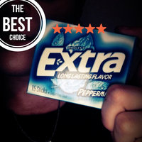 Wrigley Extra Peppermint Sugar-Free Gum uploaded by Madison M.
