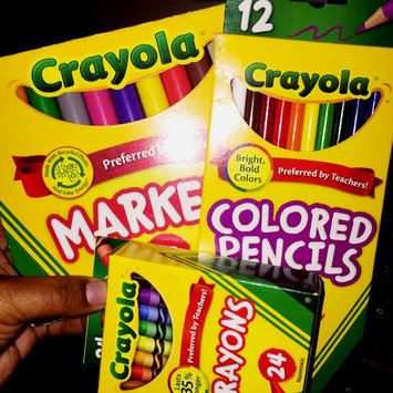Crayola 24ct Crayons uploaded by Jahaira G.