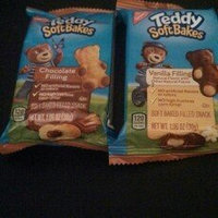 Nabisco Teddy Soft Bakes Chocolate Filling Single 1.06 oz uploaded by Ashley H.